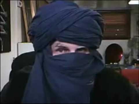 Bending a Turban like Abdul Alhazred