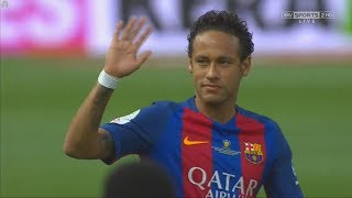 Neymar vs Alaves HD 1080i (Copa del Rey Final 2016/17) - English Commentary