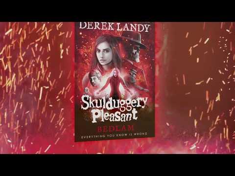 skulduggery-pleasant:-bedlam-|-book-trailer-|-derek-landy