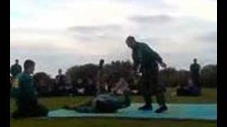 royal marines hand to hand combat