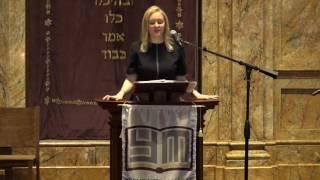 Ariel Groveman Weiner - Yeshivat Maharat 2017 Semikha Ceremony