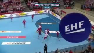 Poland Serbia FULL MATCH Handball Польша Сербия Гандбол