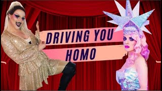 The Pasty Fantasy || Driving You Homo (Ep.80)