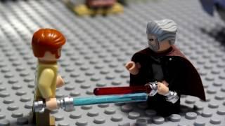 Лего Звездные Войны - Поимка Ньют Ганрея ( Фильм-Анимация ) RUS