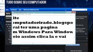 Como Baixar e Instalar Windows 8 Para Xp [HD]