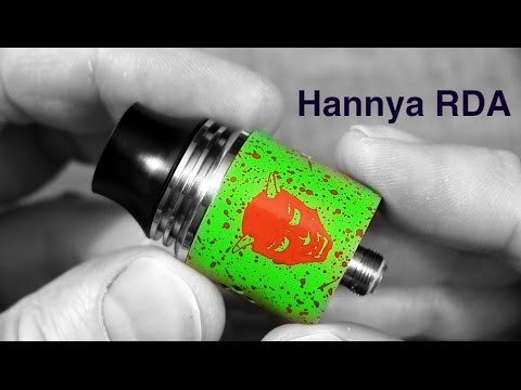 Hannya Postless Rda Best Build