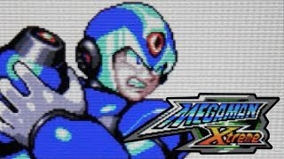 CGR Undertow - MEGA MAN XTREME review for Nintendo 3DS