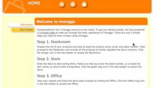 Free POS Software - Imonggo Point of Sale System Training Guide & Tutorial