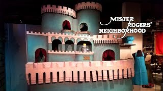 Mister Rogers Behind The Scenes