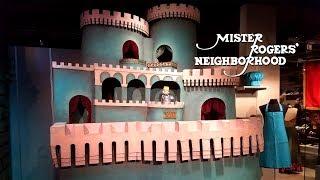Mr. Rogers Neighborhood - Exploring the set