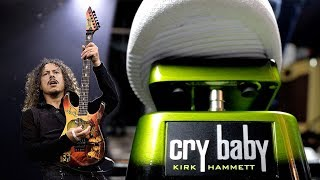 Habits of Kirk Hammett