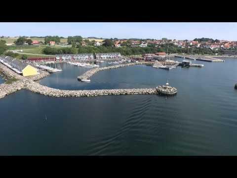 Hasle Havn på Bornholm