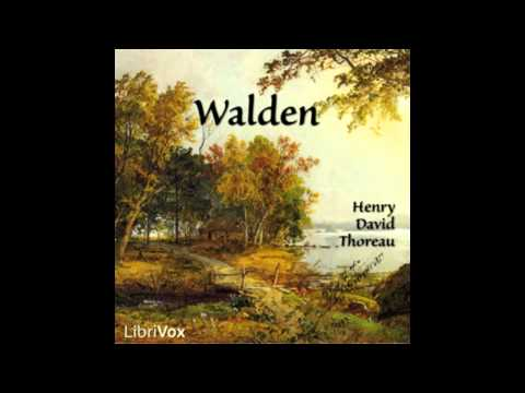 Walden: Chapter 1 Part 1  -- Henry David Thoreau ( Narrated by Gord Mackenzie )