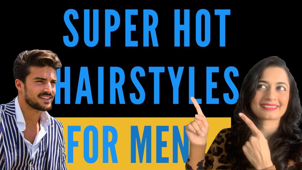 6 (Indian)Men's Hairstyles Women LOVE   Trending in 2021