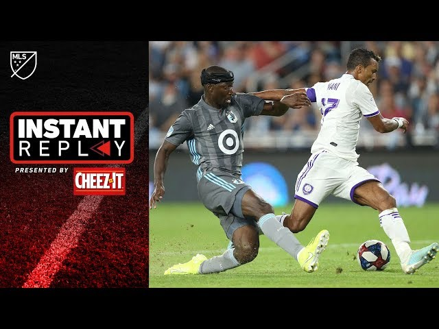 6th Minute Red Card & PKs for Zlatan and Nani   All the controversial moments from MLS week 24