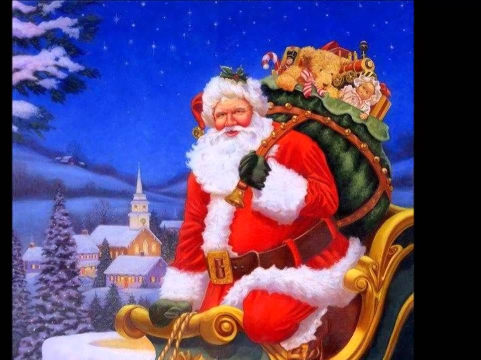 Mariah Carey - Santa Claus Is Coming To Town - YouTube