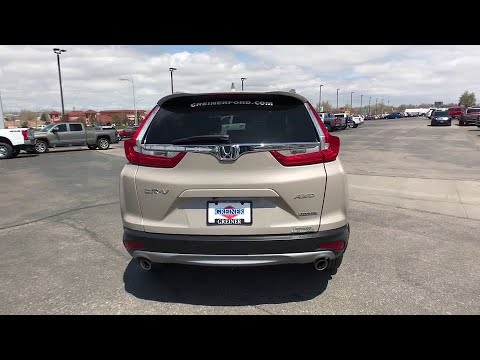 2017 Honda CR-V Casper, Powell, Cheyenne, Douglas, Sheridan, WY HL055314T