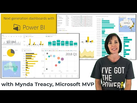 How to build Power BI Dashboards
