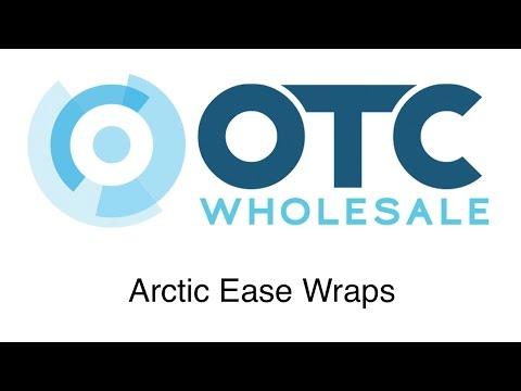 Arctic Ease Instant Cold Wraps