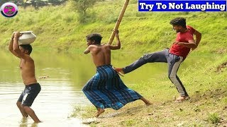 Must Watch Funny😂😂Comedy Videos 2019 Episode 18 || Fun Ki Vines || ME TV