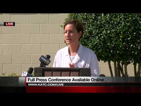 St. Martin Parish holds confirms 3 dead, 11 cases in total