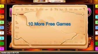 Play Book of Ra online - Novomatic slot Book of Ra Free Spins - Bonusround