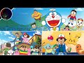 😘Wow! Top-3 Cartoon Games For Android 30Mb Pokemon,Shinchan,Doremon Must Try