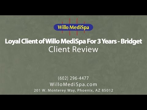 Loyal Client of Willo MediSpa For 3 Years- Bridget | Client Review | Willo MediSpa