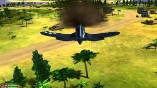 [Pacific Storm: Allies] US aircraft demos