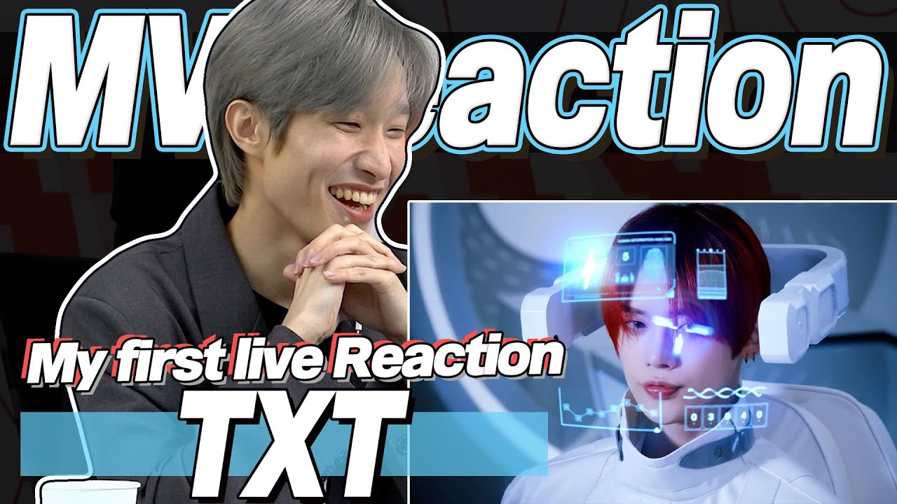 eng) TXT 'Magic' MV Reaction | 투모로우바이투게더 매직 뮤직비디오 리액션 | Korean Fanboy Moments | J2N VLog