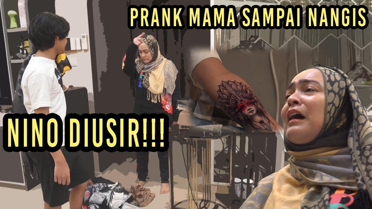 Download PRANK TATTO BIKIN KELUARGA MARAH BESAR, MAMA HAMPIR PINGSAN