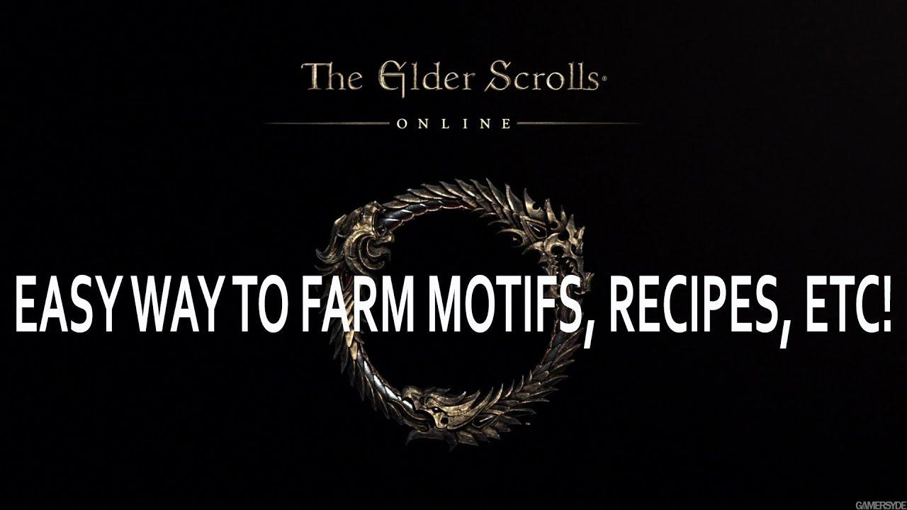 Easy recipe motif farm elder scrolls online tamriel unlimited easy recipe motif farm elder scrolls online tamriel unlimited forumfinder Choice Image