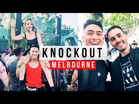 KNOCKOUT MELBOURNE 2019 // The Ultimate Festival Experience