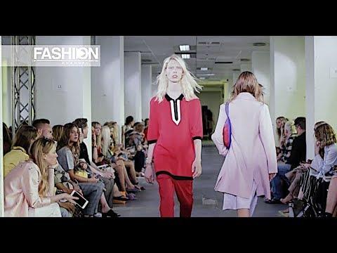 HOLZWEILER Spring Summer 2018 Copenhagen - Fashion Channel