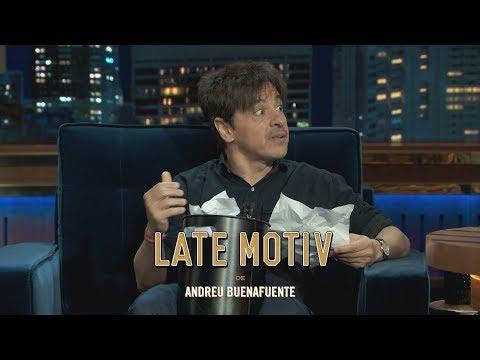 LATE MOTIV - Juan Carlos Ortega. En busca de ideas | #LateMotiv273
