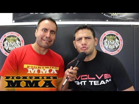 FightMike MMA | Episode 50 | Rafael Dos Anjos