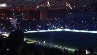 Apresentação Futebol Clube do Porto 2012/2013