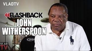 John Witherspoon on Chris Tucker Not Returning to 'Friday' After 'Rush Hour' Success (Flashback)
