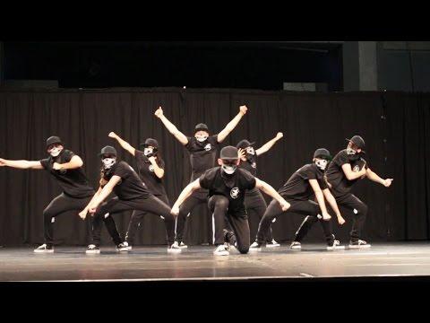XCESS @ HHI Hip Hop Dance Championships | VARSITY | NZ QUALIFIER