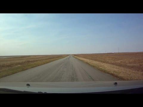 По Курганской области: Пески - Шумиха (ускорено в 4 раза)