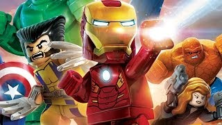 LEGO Marvel Super Heroes - Review