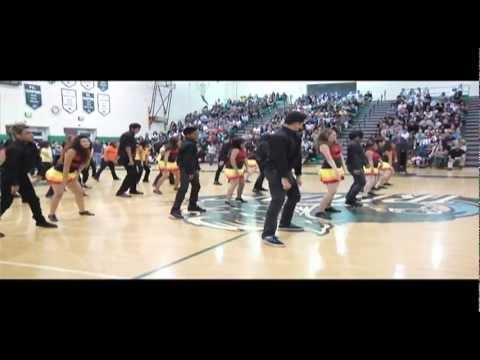 Advanced Dance Class (Pacifica High School) Performance