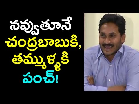 Jagan Revealed PM Modi Meeting Issue | Strong Counter to Chandrababu Naidu | Newsdeccan