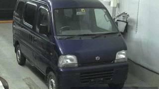 1999 Suzuki Every _4WD Db52v