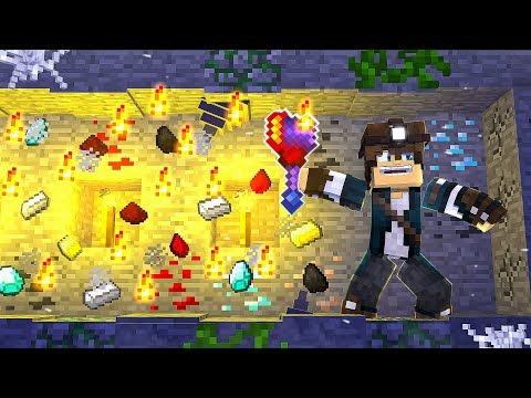 A PICARETA QUE MINERA MUITOS BLOCOS DE UMA VEZ! - Era Perdida #8 (Minecraft Modpack)