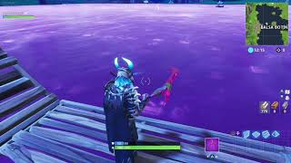 THE CUBE ARRIVES BALSA BOTIN. FORTNITE
