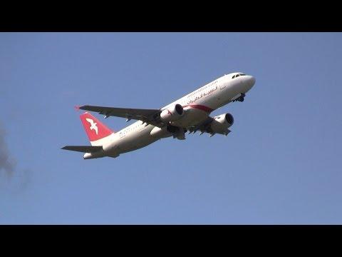 Air Arabia Maroc ► Airbus A320-200 ► Takeoff ✈ Amsterdam Airport Schiphol