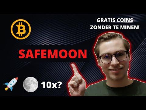 SAFEMOON - Deze Nieuwe Crypto Munt Heeft Veel Potentie!