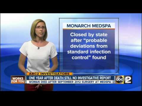 WARNING! UNREGUALTED MEDSPAS AND SURGERY CENTERS!