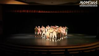 Montage Dance Competition 2016 - Adult Division - INQ